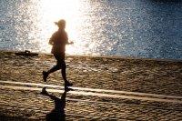Letni trening biegania